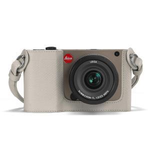 Bao da Protector cho Leica TL (Trắng Ngà)
